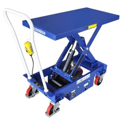 Picture of Electric Scissor Lift Trolley 1000kg