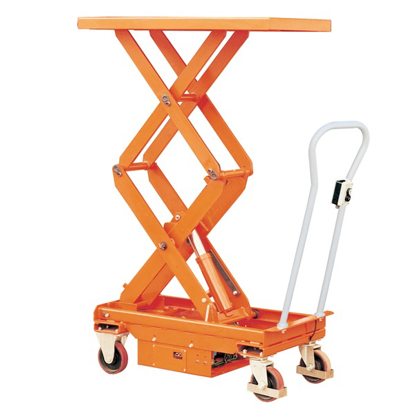 Picture of Electric Double Scissor Lift Table 500kg