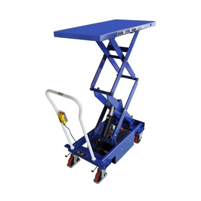 Picture of Double Electric Scissor Lift Trolleys 800Kg Capacity