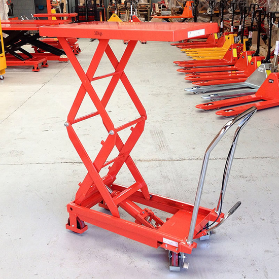 Picture of Double Scissor Table Lifter
