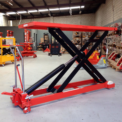 Picture of Super Large Scissor Table Lifter